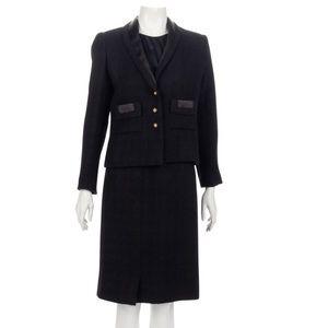 CHANEL Black Dress Suit Creation 6